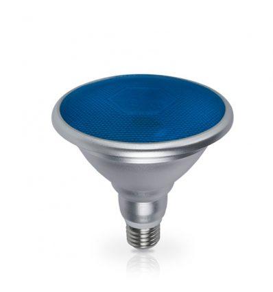 Lámpara Led PAR38 18W E27 IP65 colores