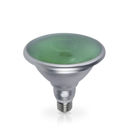 Lámpara Led PAR38 18W E27 IP65 colores