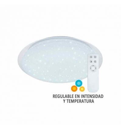 Plafón de techo Led regulable 40W