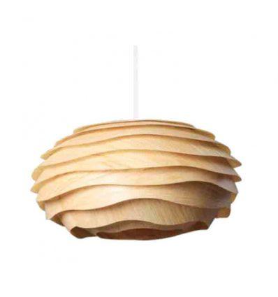 Lámpara colgante cedro