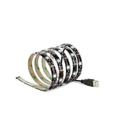 Tira de led 1 metro con USB