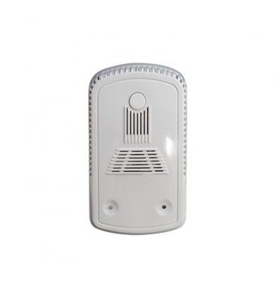Detector alarma de gas en el ambiente 230V