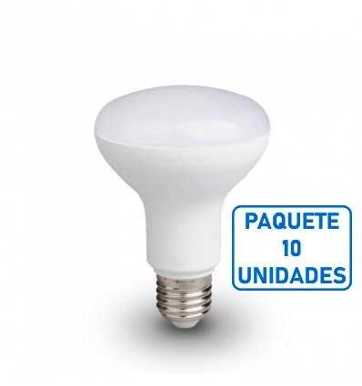 Lámpara reflectora led R80 10W E27