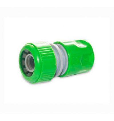 Conector para mangueras de PVC