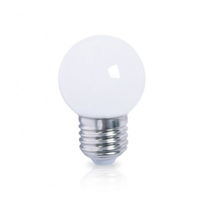 Lámpara Esférica Led Cristal E27 5W